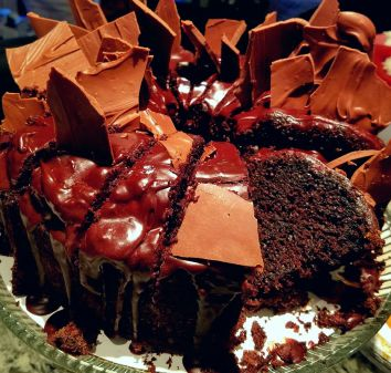Death by Chocolate = ALL THINGS CHOCOLATE